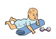 nekspieren trainen buikligging voorkeur houding