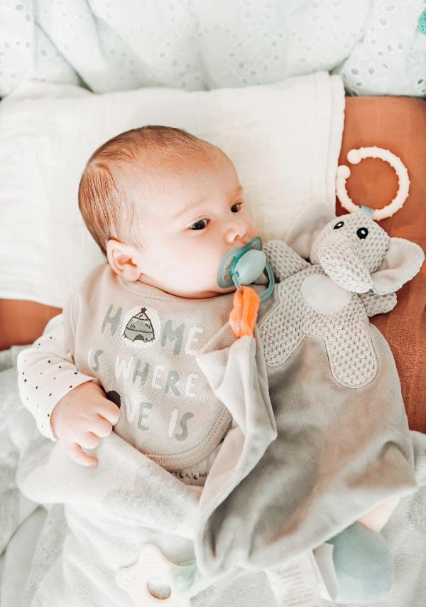voorkeurshouding voorkeurskant éénkant houding baby